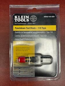 Klein Tools VDV427-015-SEN Punchdown Tool Blade-110 Type