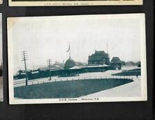 pk34455:Postcard-C.G.R. Station,Moncton,New Brunswick,Canada
