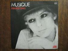 FRANCE GALL 45 TOURS FRANCE MUSIQUE