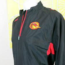 CATALANS DRAGONS  PLAYERS TRAINING JACKET (Weather resistant)  Mens Size M