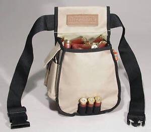 Drymate Shotgun Shell Bag - 5 Pocket Hunting Shell Holder New
