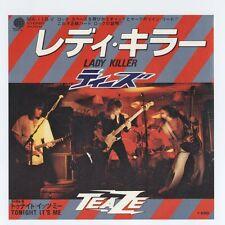 "Teaze - Lady Killer c/w Tonight It's Me 7"" JAPAN PROMO 45"
