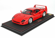 Ferrari F40 Rosso Corsa BBR 1:18 no MR Looksmart !