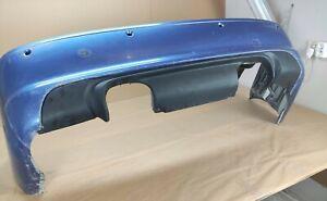 For BMW E46 M Sport CSL Style Rear Bumper Diffuser PRIMED