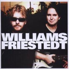 Williams & friestedt-same feat. Joseph williams (toto) CD neuf emballage d'origine