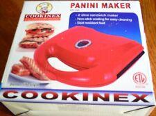 Cookinex Panini Maker, ED-280, Brand New