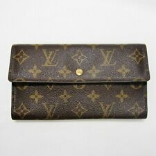 Louis Vuitton M61217 Wallet Free Shipping [Used]