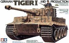Tamiya 35194 1/35 German Tiger I Mid Production Model Kit
