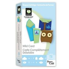 CRICUT - Wild Card - Cartridge  29-0591