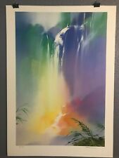 Title Unknown ~ Thomas Loung ~ Signed Lithograph 161/850