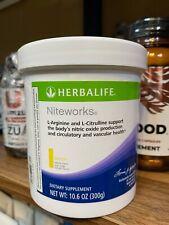HERBALIFE NITEWORKS LEMON 10.6 0Z (300G)