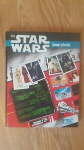 The Star Wars Sourcebook RPG - 1st Ed 1st Printing 1987 Rare - West End Games