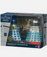 Doctor Who History Of The Daleks #3 The Chase 1965 Action Figure Collector Set