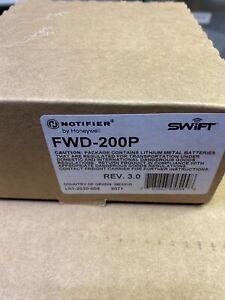 NOTIFIER FWD-200P NEW SWIFT FIRE ALARM