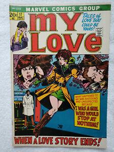 My Love #17 (May. 1972, Marvel) [VG/FN 5.0]