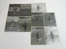 Box 1 of Antique Glass Negative Photo Slides/Plates Victorian Images