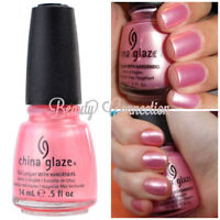 572 Exceptionally Gifted CHINA GLAZE Nail Lacquer Polish + Hardeners .5oz + GIFT