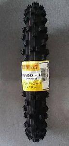 PIRELLI SCORPION 60/100-14 FRONT MX EXTRA-J OFF-ROAD TIRE KAWASAKI KX60 65 110