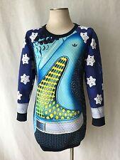 Mary Katrantzou Adidas Women's Rowdy Sweater Dress Size S.  M62909