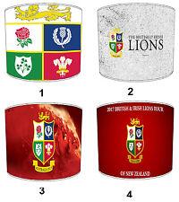 Britannico E Irlandese Leoni Rugby Union Tour Disegni Paralumi (Come Sul Leoni)