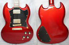 Epiphone by Gibson  Custom Shop Limited Edition SG G-400 Metallic Red (revised) for sale