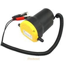 Oil Diesel Fuel Fluid Extractor Transfer Scavenge Electric Suction Pump