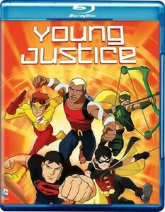 Young Justice: The Complete First Season [New Blu-ray] Digital Theater