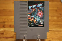 Gyruss Nintendo Entertainment System Nes Game Only TESTED AUTHENTIC