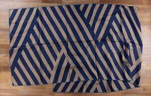 SALVATORE FERRAGAMO large rectangle silk scarf authentic - NWT