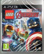 """LEGO MARVEL'S Avengers """"NUOVO E SIGILLATO"""" * PS3 *"""