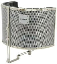 Citronic 188.025 Curved Screen for Studio Microphone with Acoustic Absorption