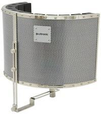 CITRONIC 188.025 Schermo Curvo per Microfono Studio con assorbimento acustico