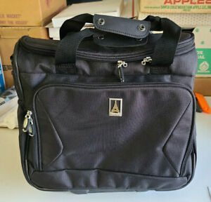 Travelpro Walkabout 2 Lite - Excellent Wheeled Rolling Tote Bag w literature