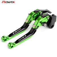 Motorcycle Accessories LOGO CNC Brakes Clutch Levers For Kawasaki Z900 2017-2018