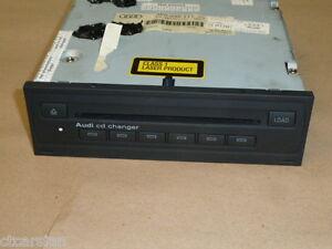 Audi A8 CD Changer. 4E0 910 111. 4E0910111