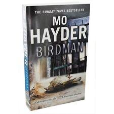 Birdman - Jack Caffery series Book 1 By Mo Hayder