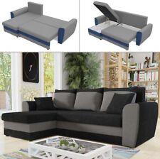 Ecksofa Dortmund Mit Schlaffunktion und Bettkasten Eckcouch Couch Modern Sofa