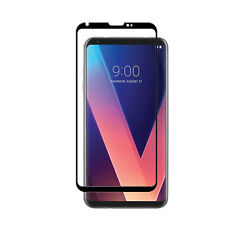 FULL COVER 3D Premium Tempered Glass Screen Protector For LG V30