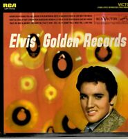 Elvis Presley LP RCA Victor Records 1976, LSP-1707(e), Elvis' Golden Records~VG+