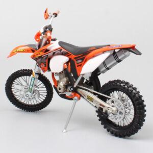 1/12 scale KTM 350 EXC-F Motorcycle Diecast racing bike Motocross model toy