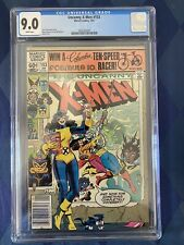 Uncanny X-Men #153  CGC 9.6  1988 Marvel Comic with Kitty Pride Cover