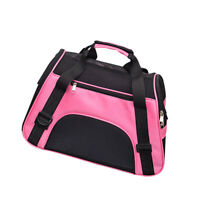 Travel Handbag Shoulder Bag Airline Approved Soft Pet Carrier for Dog Cat S/M/L