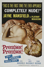 "Jayne Mansfield Promises! Promises! Movie Poster Replica 13x19"" Photo Print"
