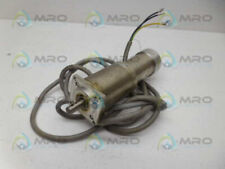 ESCAP B/E-27909-24V MOTOR *USED*