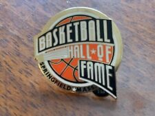2009 Basketball Hall of Fame Induction Press Pin Michael Jordan David Robinson