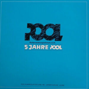 Various – 5 Jahre Pool  - LP - limitierte Auflage