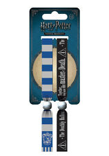 Harry Potter (Ravenclaw) Of 2 Fabric Festival Wristbands BY PYRAMID FWR68098