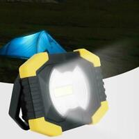 LED Floodlight Portable Work Lamp Torch Outdoor Camping Light N7U5
