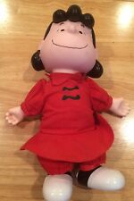 """Knotts Berry Farm 1952 Peanuts Lucy United Features Syndicate 10"""" Doll"""