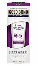 2 Pack - Gold Bond Ultimate Firming Neck & Chest Cream 2 Oz Each